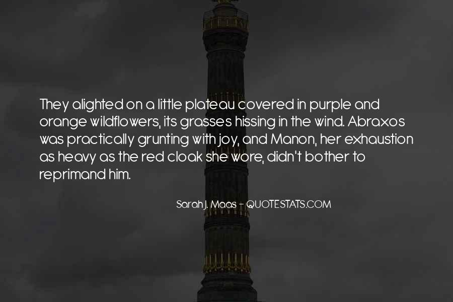 Quotes About Manon #632789