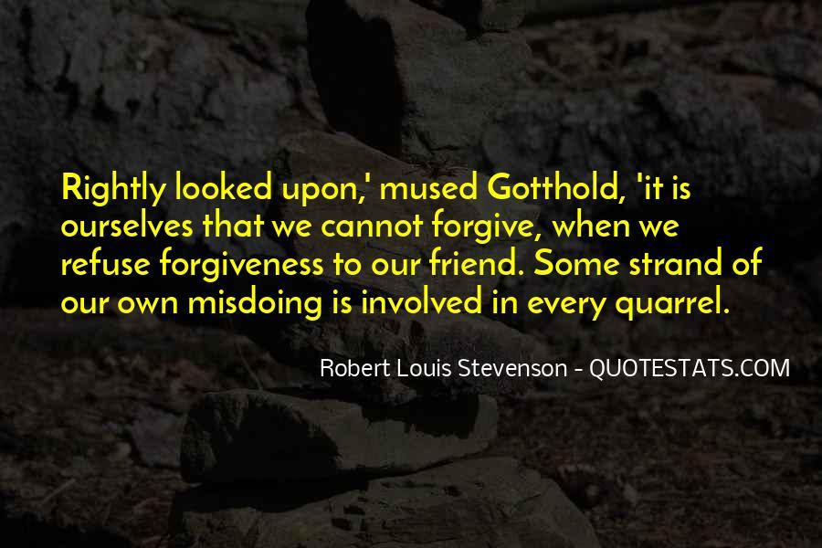 Best Friend Quarrel Quotes #1068510