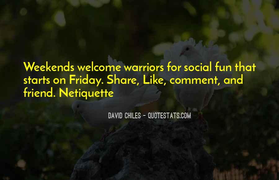 Best Friend Weekend Quotes #729380