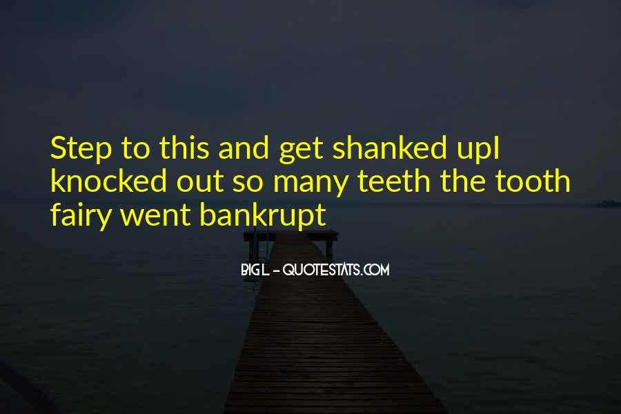 Quotes About The Tooth Fairy #1522220