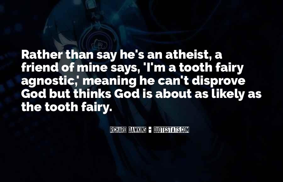 Quotes About The Tooth Fairy #156427
