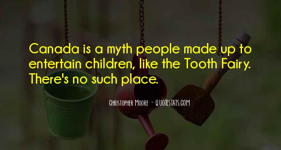 Quotes About The Tooth Fairy #227312