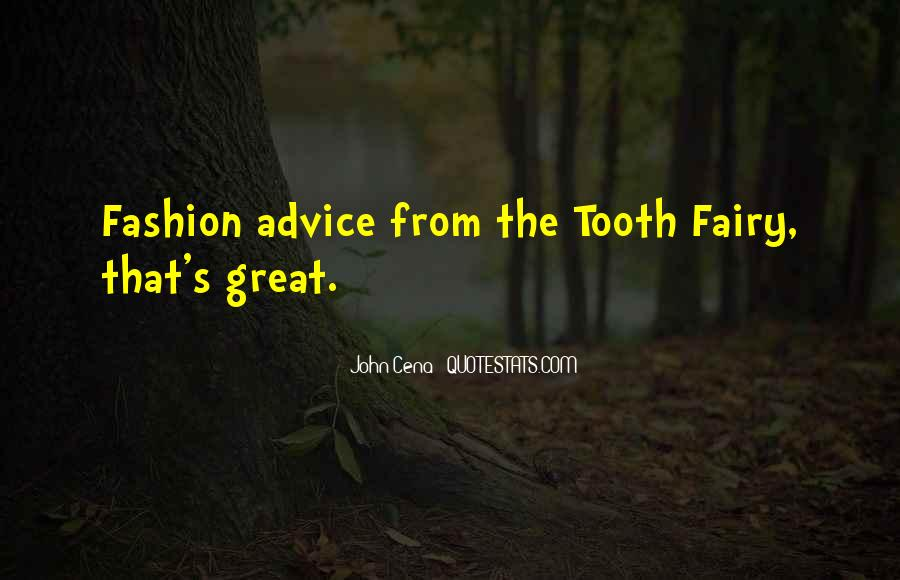 Quotes About The Tooth Fairy #372030