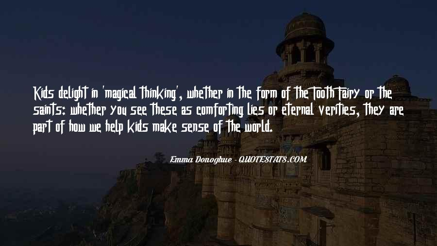 Quotes About The Tooth Fairy #778135