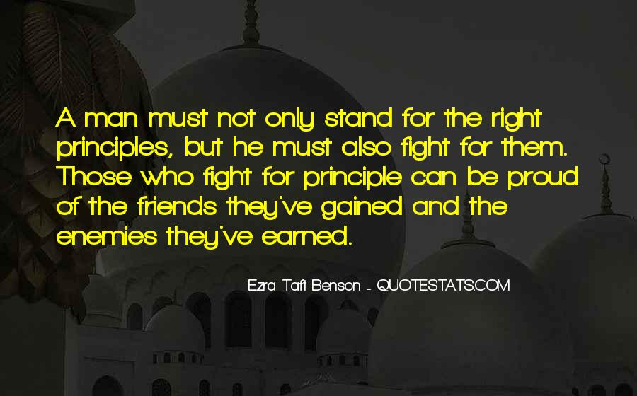 Best Friends May Fight Quotes #258318