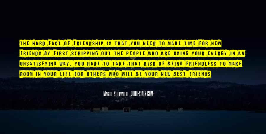 Best Friendship Time Quotes #1171867