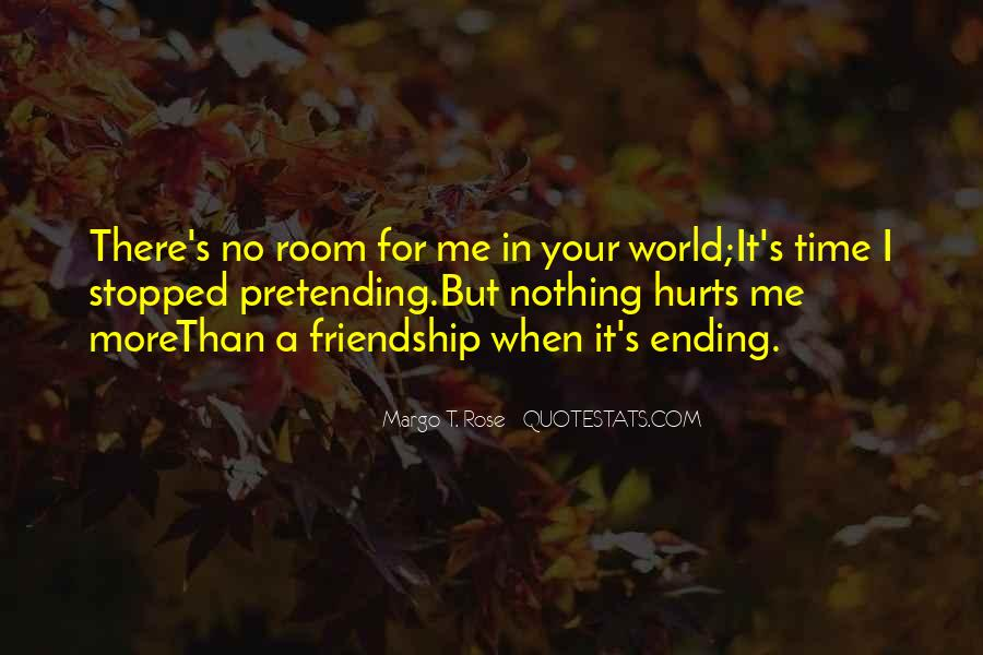 Best Friendship Time Quotes #176825