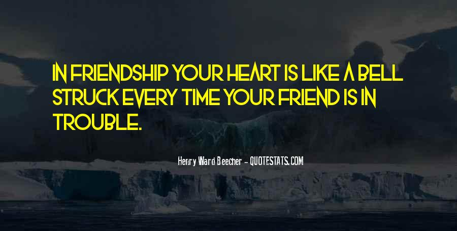 Best Friendship Time Quotes #312741