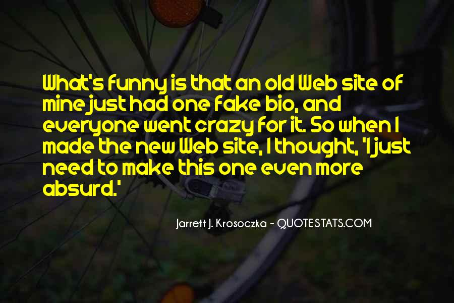 Top 10 Best Funny Bio Quotes Famous Quotes Sayings About