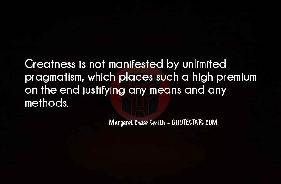 Quotes About Manifested #145864