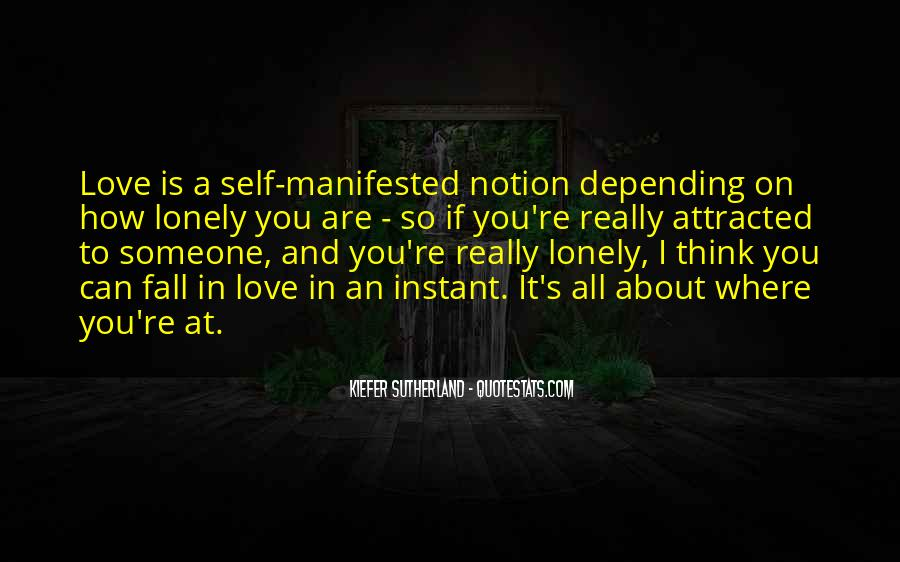 Quotes About Manifested #220605