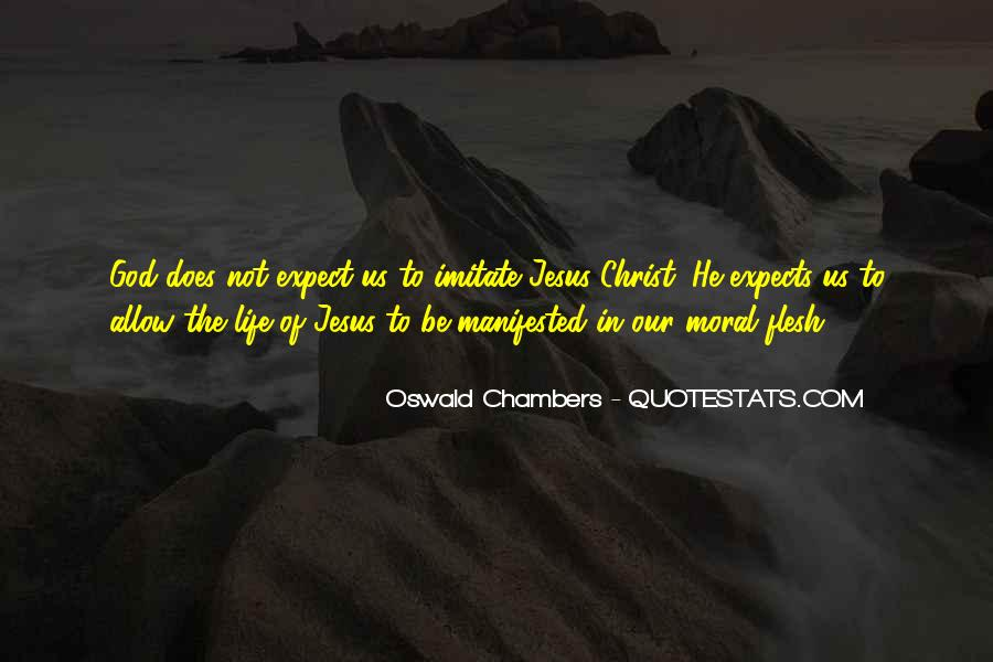Quotes About Manifested #429205