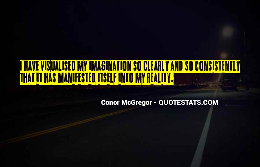Quotes About Manifested #470503