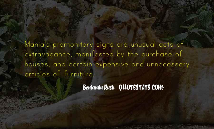 Quotes About Manifested #598515