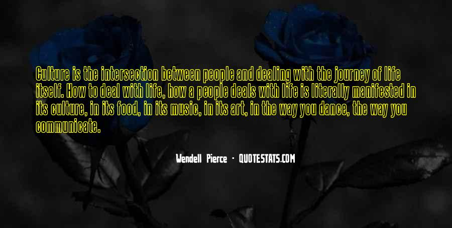 Quotes About Manifested #618853