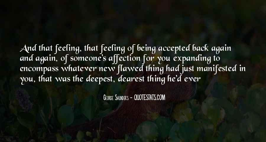 Quotes About Manifested #632610