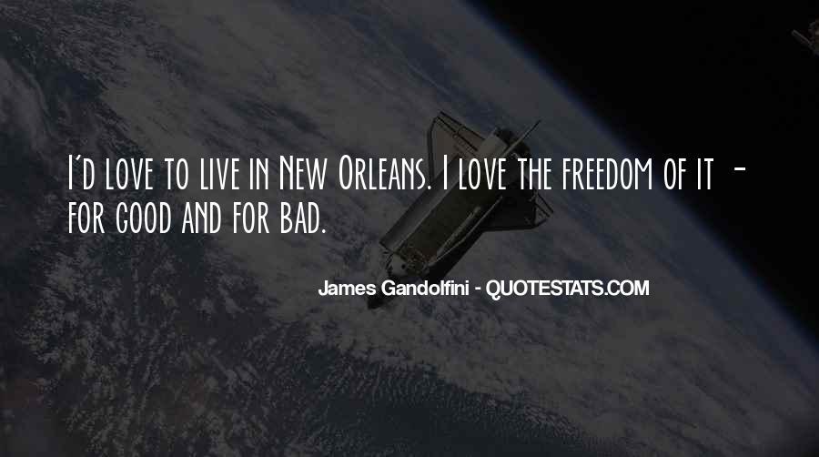 Best Gandolfini Quotes #1076221
