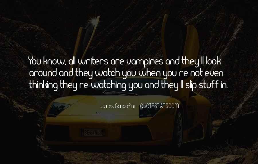 Best Gandolfini Quotes #1168653