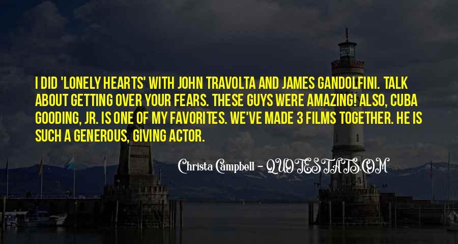 Best Gandolfini Quotes #1233788