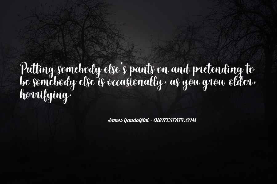 Best Gandolfini Quotes #1244341