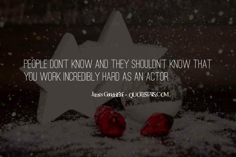 Best Gandolfini Quotes #131381