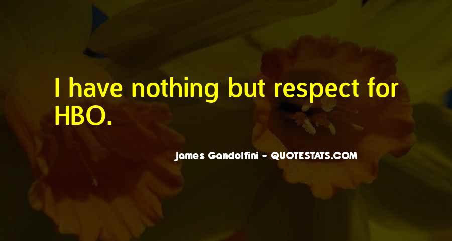 Best Gandolfini Quotes #193580