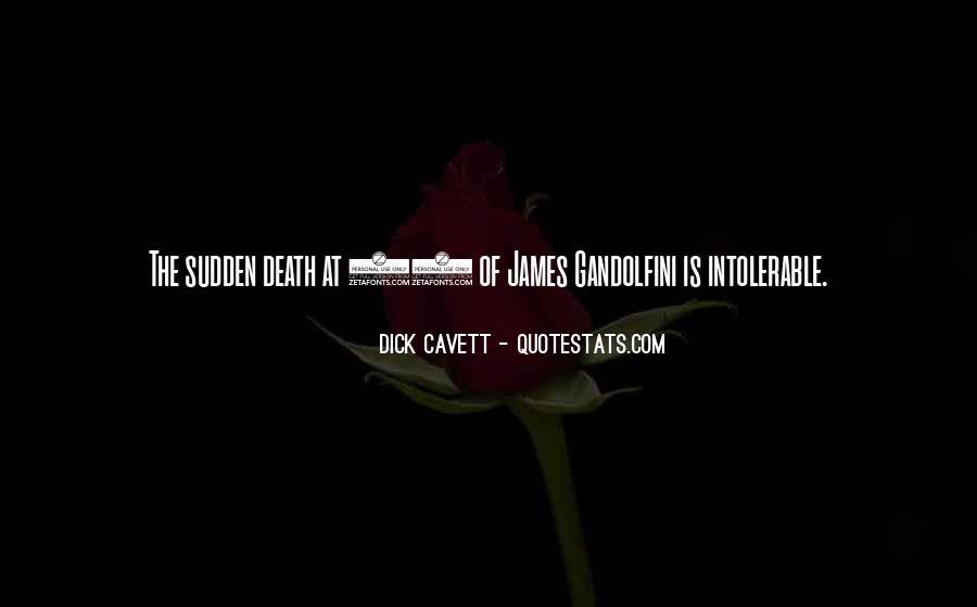 Best Gandolfini Quotes #415167