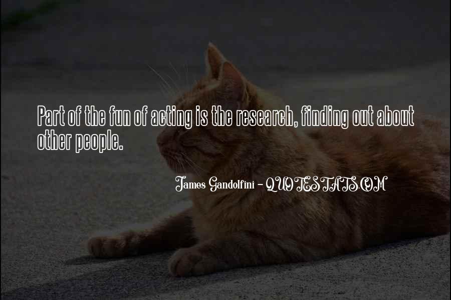 Best Gandolfini Quotes #926179