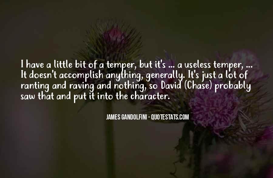 Best Gandolfini Quotes #930203