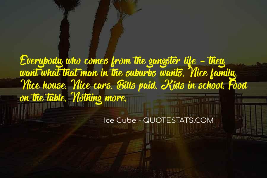 Best Gangster Life Quotes #1745041