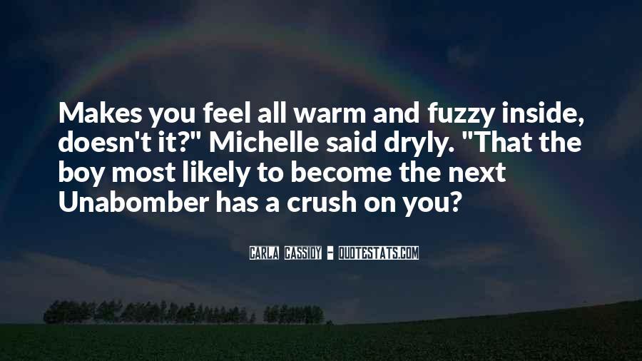 Best Get Fuzzy Quotes #10599