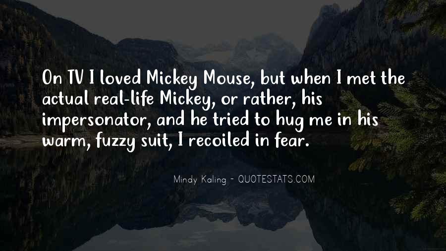 Best Get Fuzzy Quotes #161605