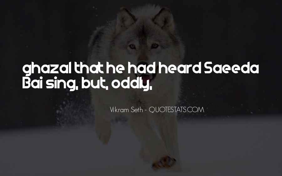 Best Ghazal Quotes #1529758