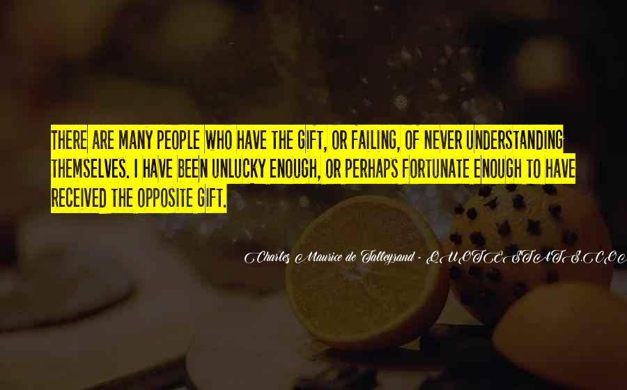Best Gift Ever Received Quotes #314097