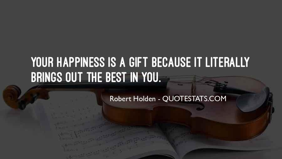 Best Gift Quotes #102972