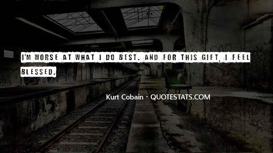Best Gift Quotes #143964