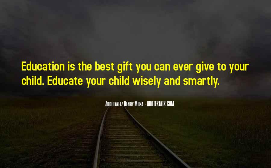 Best Gift Quotes #207697