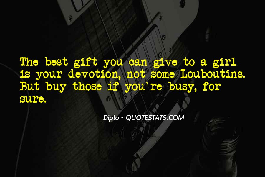 Best Gift Quotes #440807