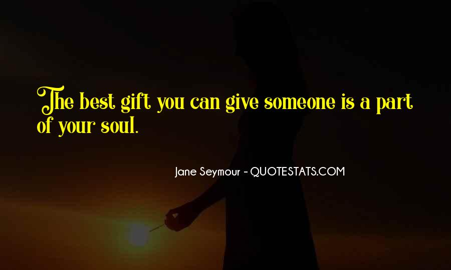 Best Gift Quotes #450317