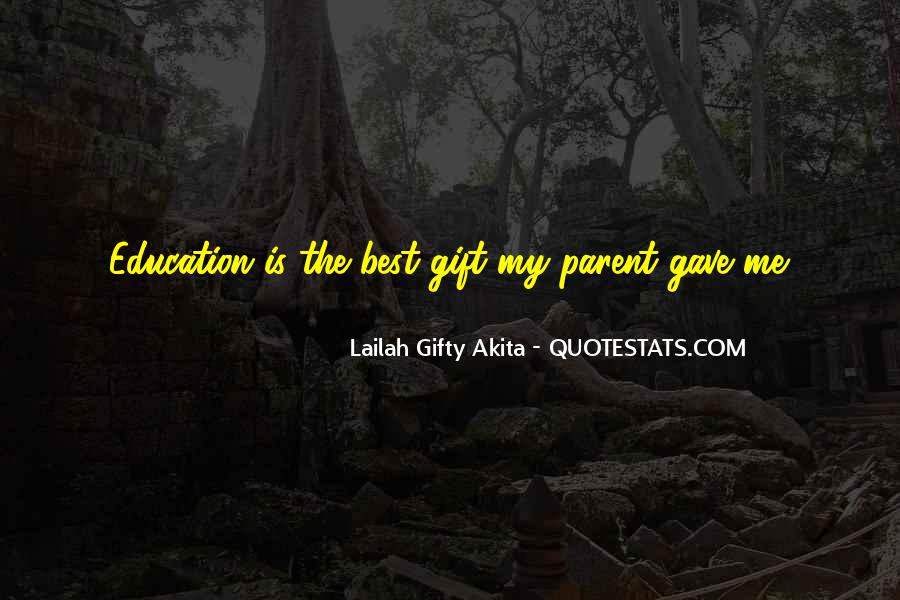 Best Gift Quotes #461877