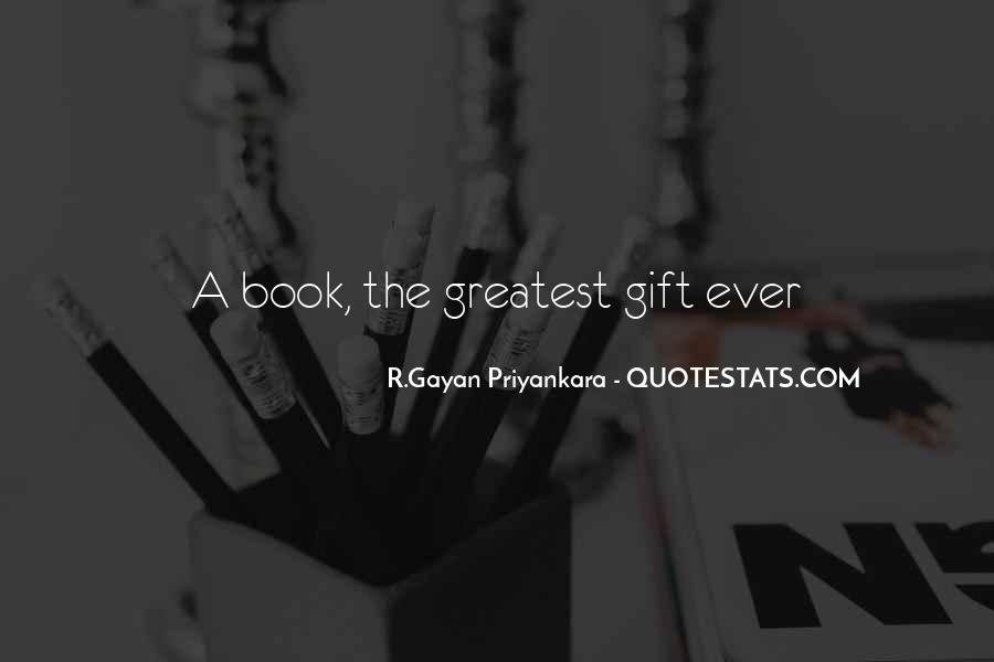 Best Gift Quotes #758926