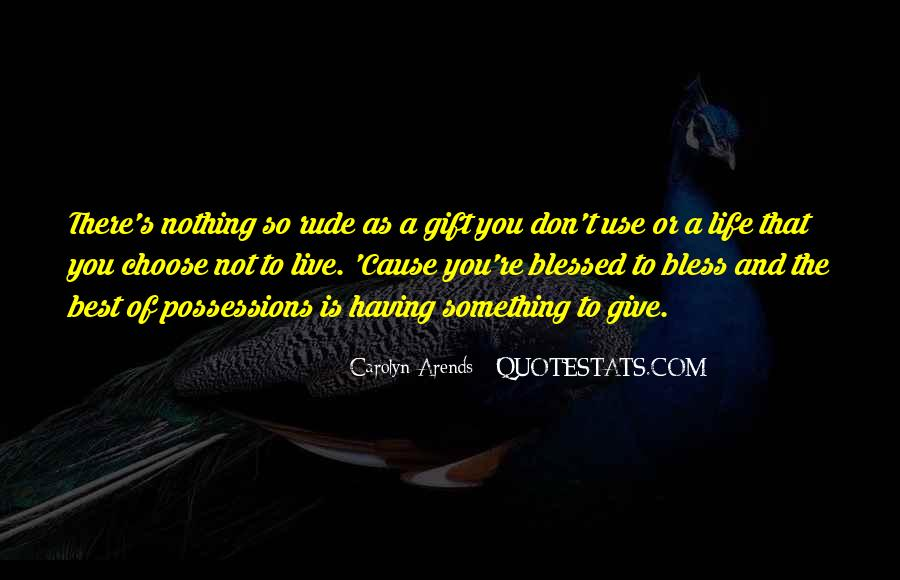 Best Gift Quotes #781377