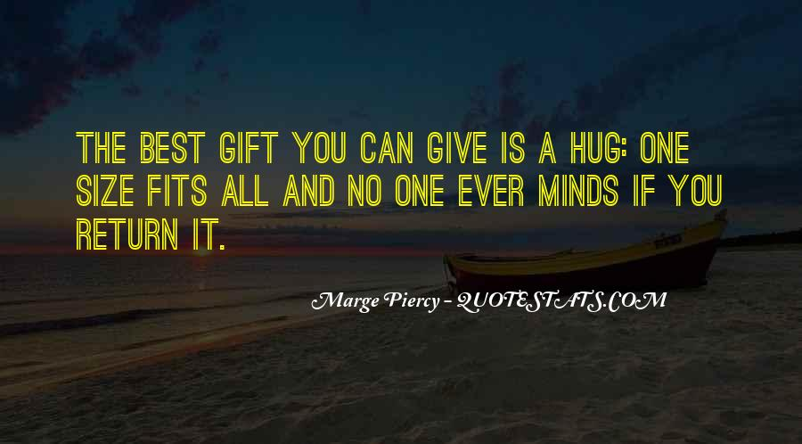 Best Gift Quotes #86601