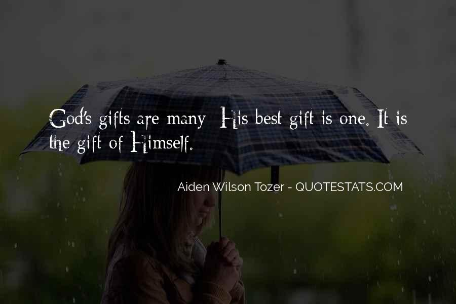 Best Gift Quotes #92746