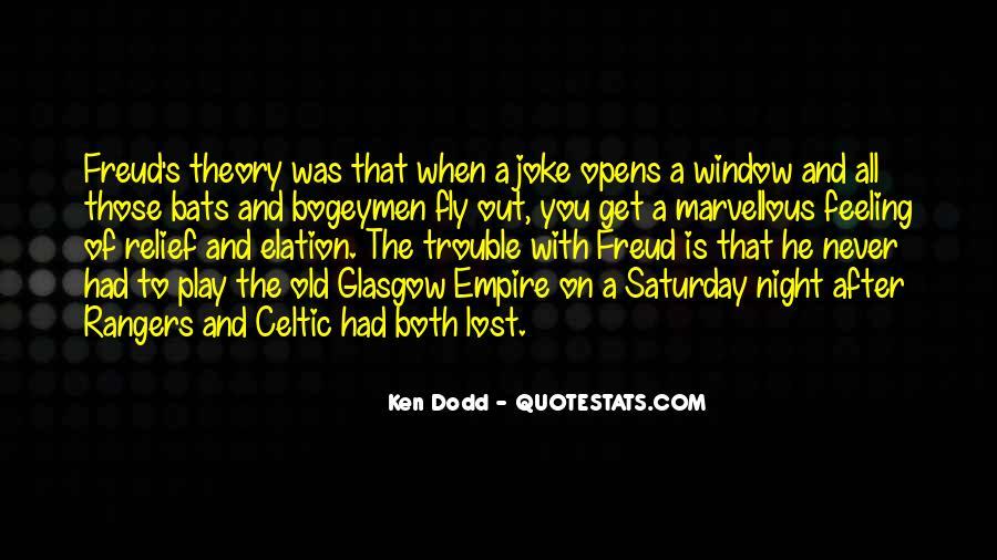 Best Glasgow Rangers Quotes #240334