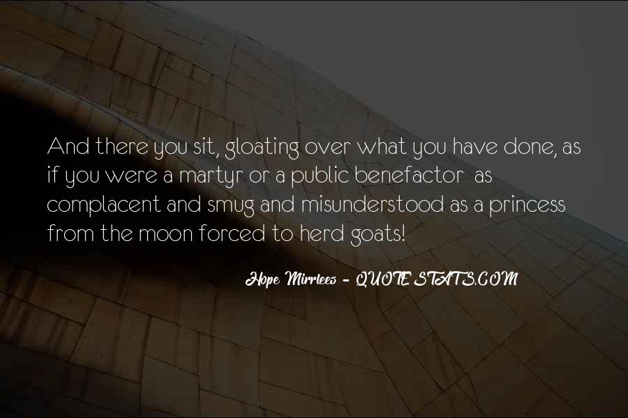 Best Gloating Quotes #1273752