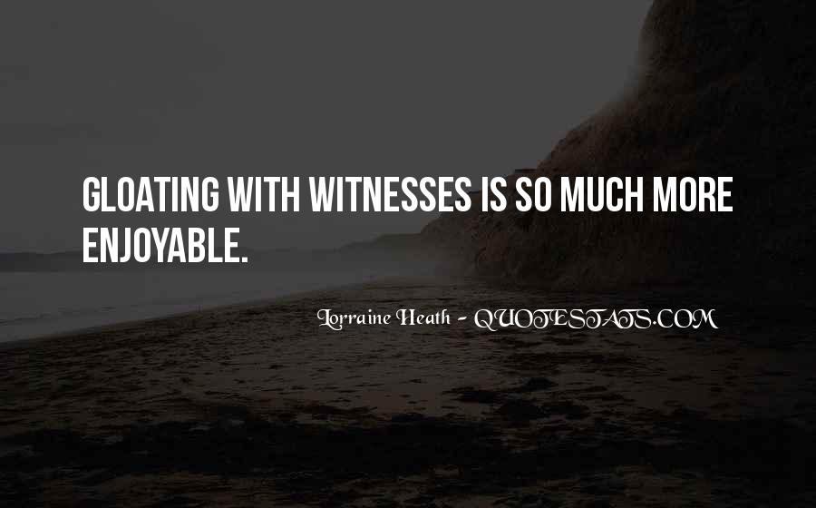 Best Gloating Quotes #802220