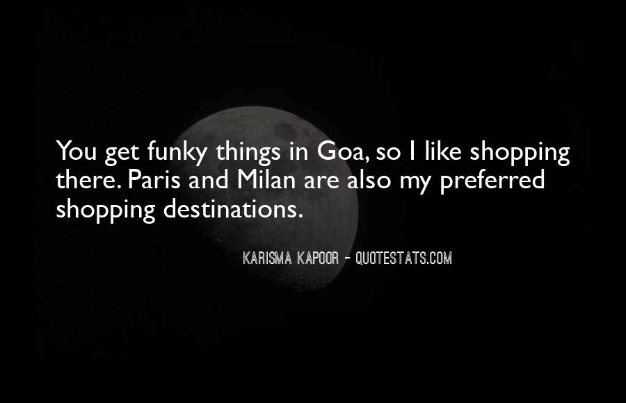 Best Goa Quotes #1086692