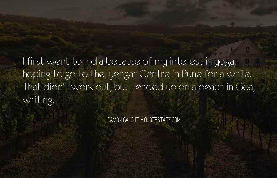 Best Goa Quotes #752504