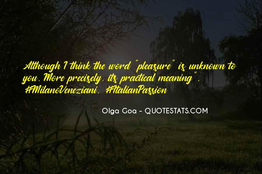 Best Goa Quotes #963483